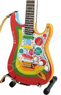 Miniature Guitar The Beatles George Harrison Rocky