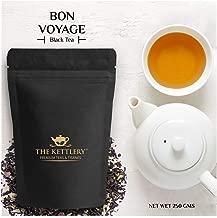 Bon Voyage Dessert Tea, Loose Leaf Black Tea with Coconut & Chocolate 100 gms, The Kettlery