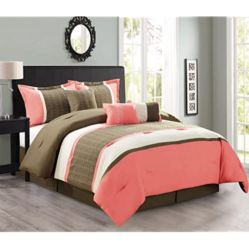 Queen Bed Set With Matching Curtains Amazon Com