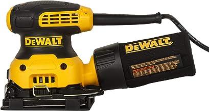 DEWALT DWE6411-GB DWE6411 Bladslijper, geel/zwart, 240 V