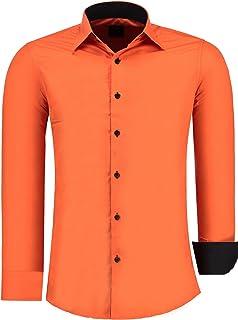finest selection fd81c 04e69 Kurzarm-hemd.de – Business Hemd Orange