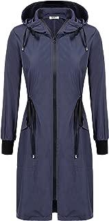 full length packable raincoat