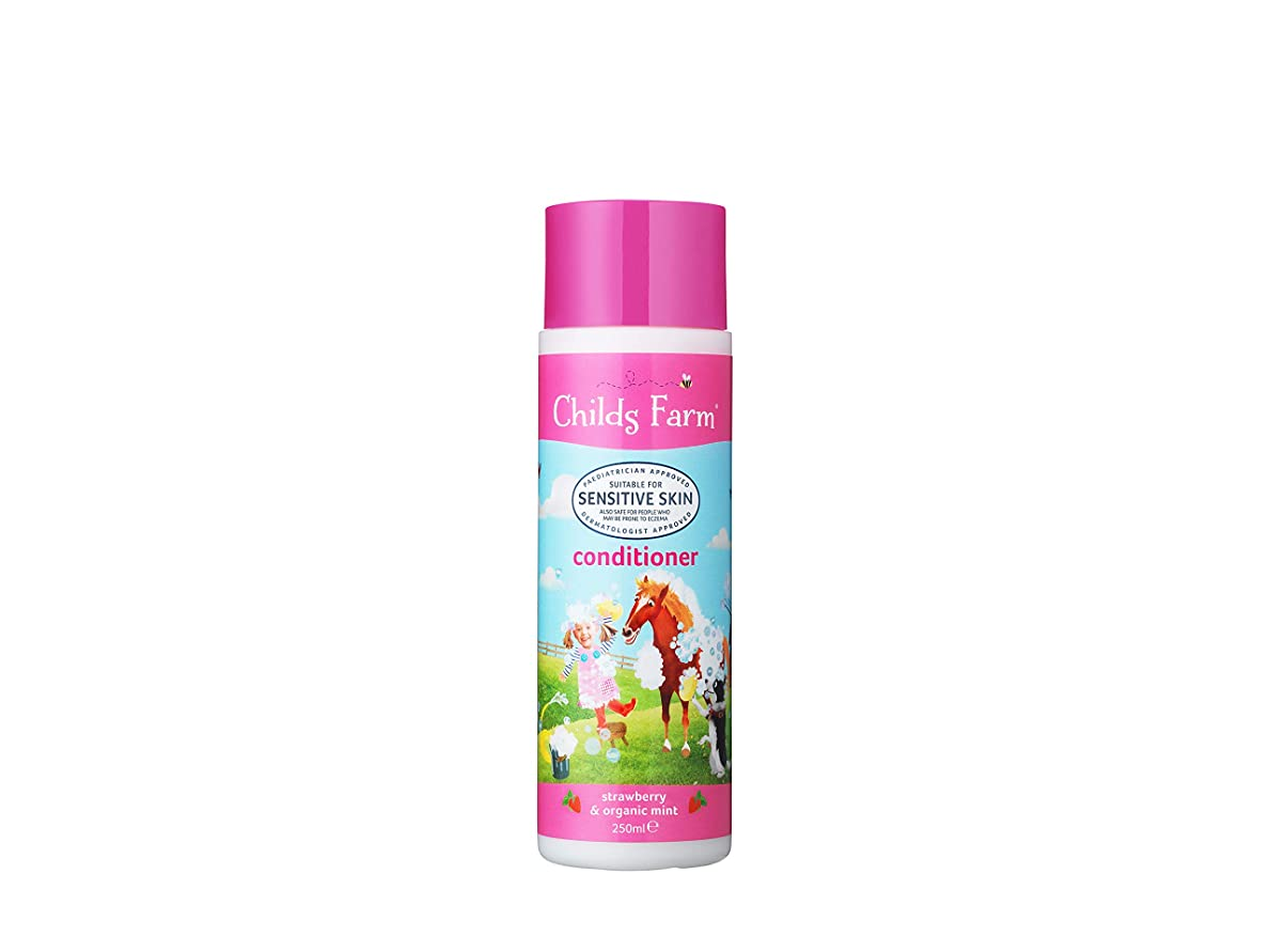 出席タンカー妊娠したChilds Farm Tame That Mane Conditioner for Unruly Hair