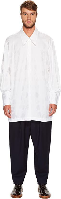Vivienne Westwood - Sun and Moon Damask Night Shirt