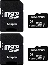 Micro Center 128GB microSDXC Class 10 Flash Memory Card...