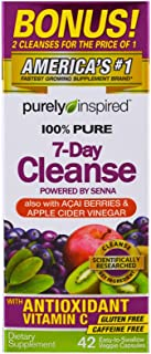 Purely Inspired, 7-day Cleanse, 42 Easy-to-swallow Veggie Capsules