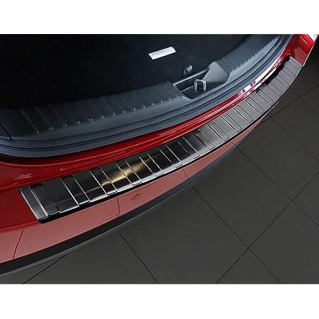 Avisa Ladekantenschutz Fahrzeugspezifische Passform Stoßstangenschutz Aus V2a Edelstahl Auto
