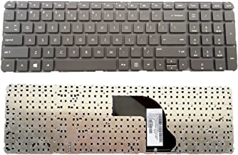 New Keyboard for HP Envy dv7-7000 dv7-7100 dv7-7200 dv7-700 dv7t-7200 dv7-7255dx dv7-7323cl DV7-7333cl dv7-7270ca Series US Layout P/N: 90.4XU07.P1D 2B-04706W601 Black Frameless