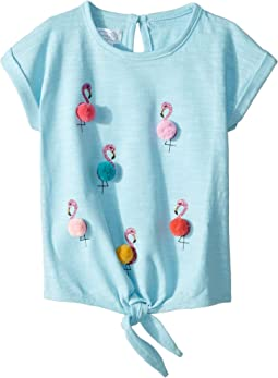 Flamingo Tees (Infant/Toddler)