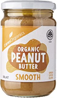 Ceres Organics Organic Peanut Butter Smooth, 300 g