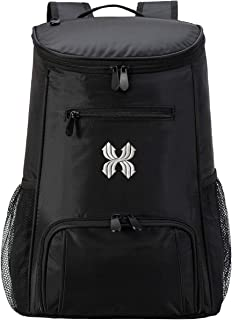 MOHEEN Insulated Cooler Backpack Leakproof Soft Cooler Bag Large Capacity Stylish Lightweight Picnic Lunch Cooler for Men Women - Hiking Fishing Camping Beach Park Day Trips