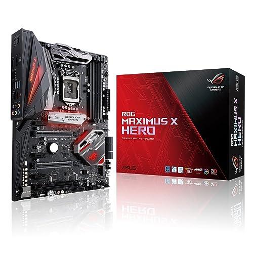 Asus MAXIMUS X HERO (WI-FI AC) Carte Mère Intel Socket 1151