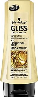 Schwarzkopf Gliss Hair Repair Conditioner Ultimate Oil Elixir (400ml)