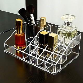 Opbergdozen voor Sieraden en Cosmetica, voor Badkamer, Dressoir en Aanrecht Make-up Organizer Dozen, Sieraden Haaraccessoi...