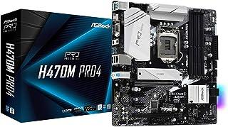 ASROCK H470M PRO4 Supports 10th Gen Intel® Core™ Processors (Socket 1200) motherboard