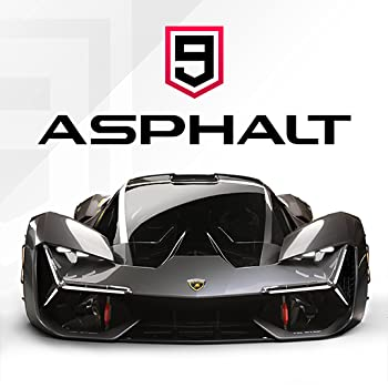 Asphalt 9  Legends - Epic Car Action Racing Game