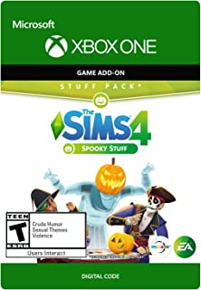 The Sims 4 - Spooky Stuff - Xbox One [Digital Code]
