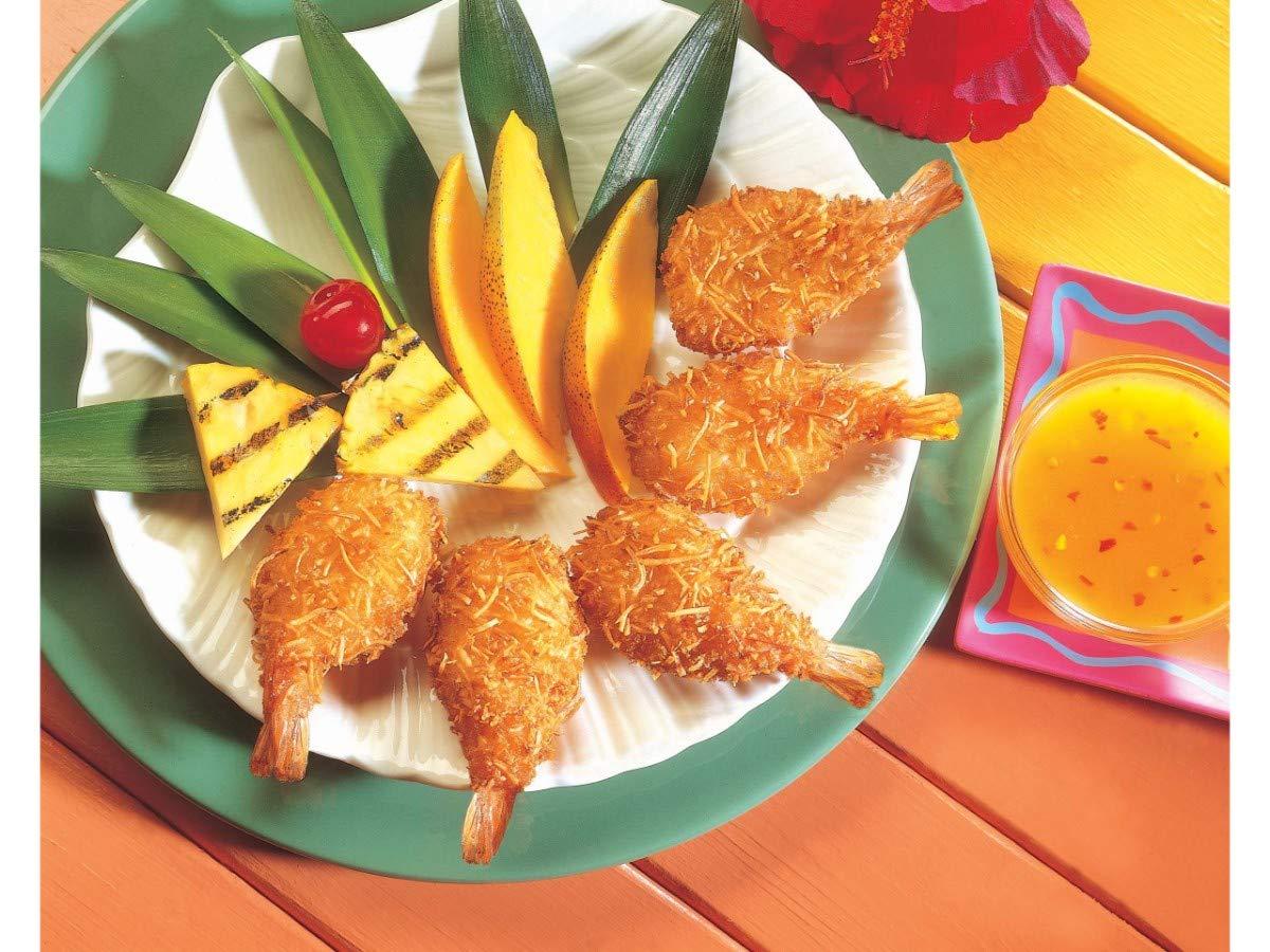 Fishery Breaded Coconut Shrimp Inexpensive - 16 20 Pound Max 65% OFF 4 per ca -- 3 Tiki