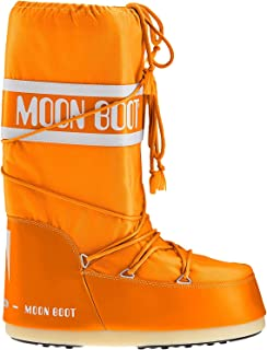 Moon-boot Nylon, Bottes de Neige, Orange (Arancione 076), 35 EU