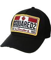 DSQUARED2 - Classic Logo Baseball Cap