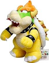 GOOSEN78 Bowser Plush,Bowser Toys,Super Mario Plush, All Star Collection, Stuffed Animals, Plush Toys 10 in, Yellow