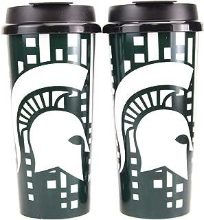 NCAA Adult Steel Travel Mug