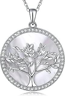 tree of life medallion pendant