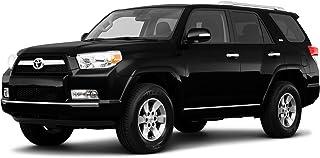 2010 Toyota 4Runner SR5, Rear Wheel Drive 4-Door V6 (Natl), Black