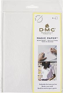 DMC Blank Magic Sheet x 2 A5, Canvas, Various, 14,8 x 0,02 x 21 cm