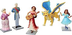 Disney's Elena Of Avalor Figure Set