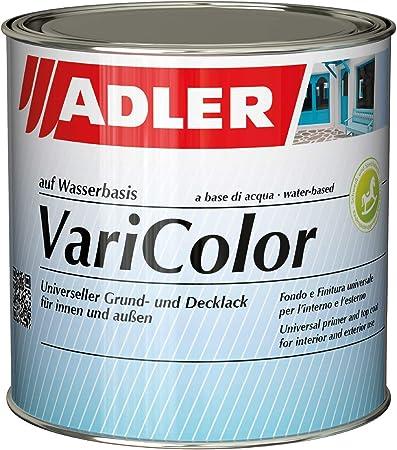 ADLER Varicolor - Barniz acrílico para pintura de colores (2,5 l)