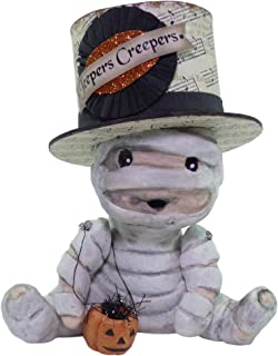 Bethany Lowe Michelle Allen Halloween Jeepers Creepers Mummy 5.5in Figurine
