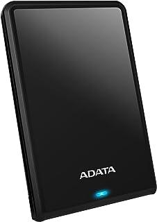 ADATA 2.5インチ ポータブルHDD 11.5mm スリムタイプ USB3.0対応 1TB ブラック AHV620S-1TU3-CBKEC