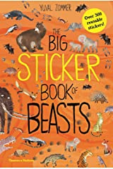 The Beasts Sticker Activity Book: 0 (Big Book) Paperback