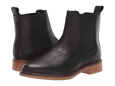 Clarks Clarkdale Arlo (Black Leather) Women