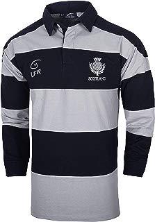 Scotland Longsleeve Striped Rugby Jersey