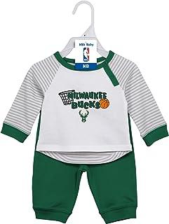 1b9a98660 Outerstuff NBA Newborn NBA Newborn Scrimage 2 Piece Tee and Pant Set