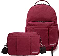 ENKNIGHT Nylon Casual Travel Daypack Foldable Backpack Purse Cross Body Bags