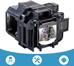 V13H010L90 Replacement Lamp Bulb with Housing for Epson PowerLite Home Cinema 3500 3100 3000 3600e 3700 3900 EH-TW6600 EH-TW6800 EH-TW6700 EH-TW6600W Projector Lanwande ELPLP90