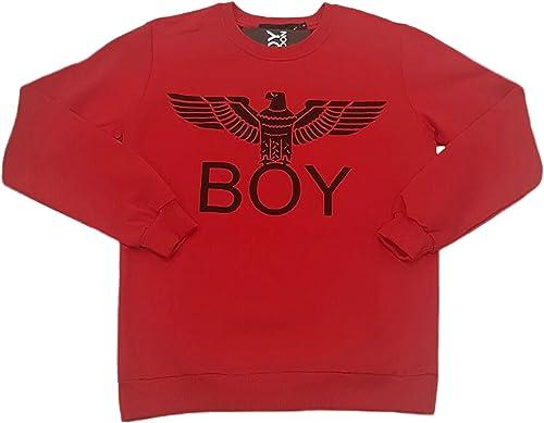 BOY LONDON - Sweat-Shirt - Homme Noir Noir