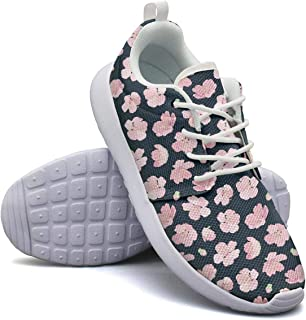 Charmarm Sport Balls Seamless Pattern Mens Comfortable Low Top Canvas Slip-ons Shoes