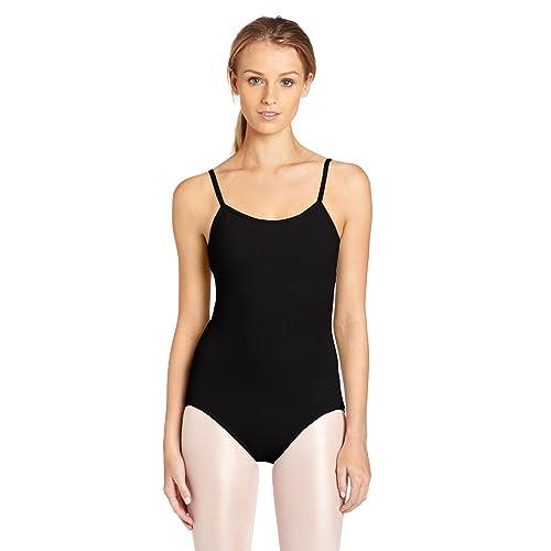 617eb31e093 Capezio Women s Camisole Leotard With Adjustable Straps