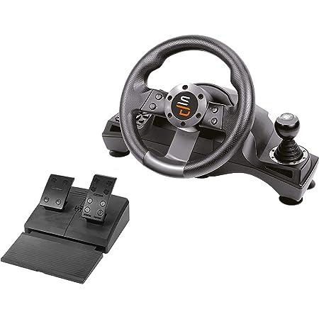 Subsonic ハンドルコントローラー レーシング ホイール PS4、PC、XBOX ONE、PS3 対応 DRIVE PRO SPORT