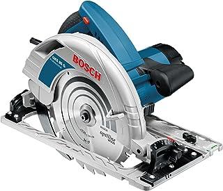 Bosch Professional handhållen cirkelsåg GKS 85 G (med sugadapter, insexnyckel, 1x sågklinga, L-BOXX-insats, L-BOXX 374N)
