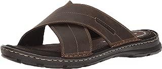 criss cross mens sandals