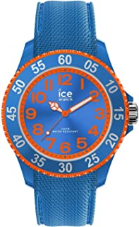 Ice-Watch - Ice Cartoon Superhero - Montre Bleue pour Fille avec Bracelet en Silicone - 017733 (Small)