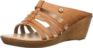 BATA Women's Wedge Mule Fashion Slippers
