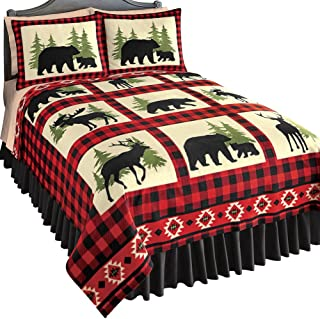 Best rustic bear bedding Reviews