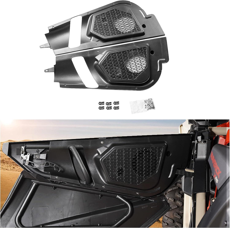 A UTV Max 72% OFF PRO Meverick X3 Pods 25% OFF Door Enclosur Speaker Front