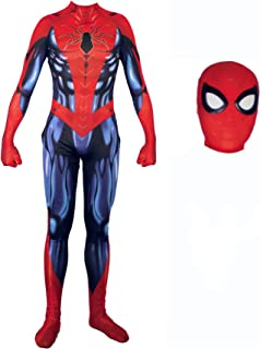Cosplay Costumes Halloween Lycra Spandex 3D Style Mens Kids/Adult